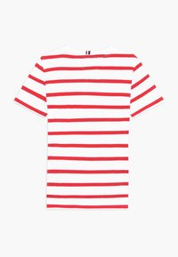 Tommy Hilfiger - NAUTICAL STRIPE - T-shirt print - red - 1