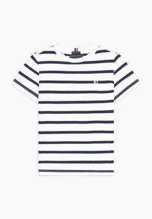 NAUTICAL STRIPE - Triko s potiskem - blue