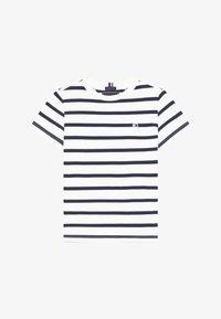 Tommy Hilfiger - NAUTICAL STRIPE - Print T-shirt - blue - 2