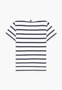 Tommy Hilfiger - NAUTICAL STRIPE - Print T-shirt - blue - 1