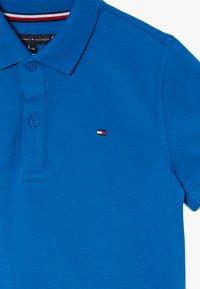 Tommy Hilfiger - SLEEVE TEXT  - Poloshirt - blue - 3