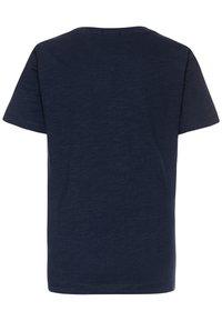 Tommy Hilfiger - ESSENTIAL LOGO - T-shirt med print - blue - 1