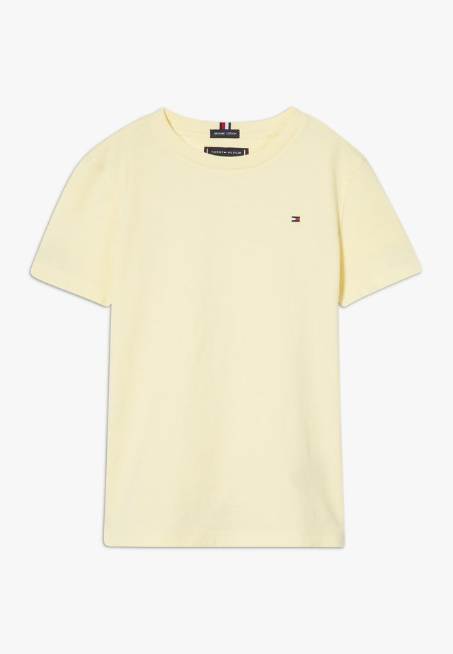 ESSENTIAL TEE  - Camiseta básica - yellow