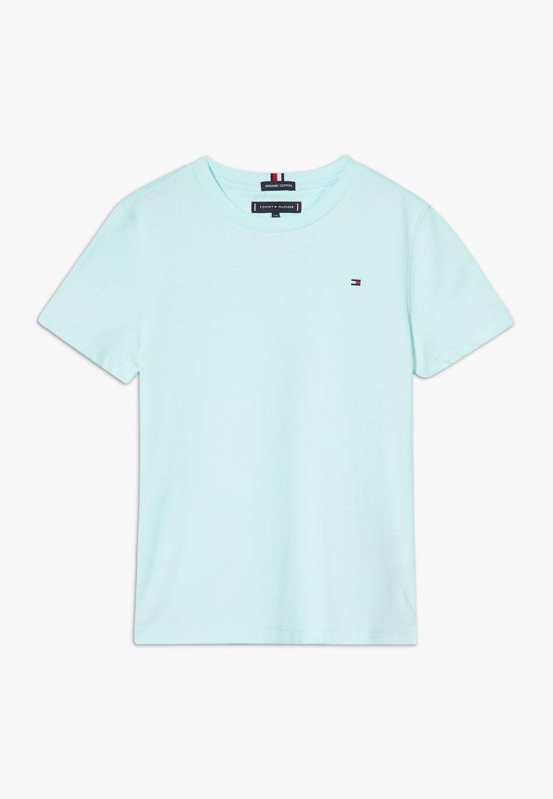 Tommy Hilfiger - ESSENTIAL TEE  - T-shirt basic - blue