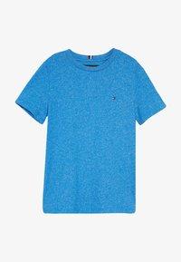 Tommy Hilfiger - ESSENTIAL JASPE TEE  - T-shirt - bas - blue - 2