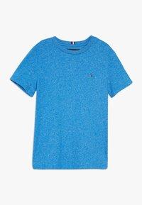 Tommy Hilfiger - ESSENTIAL JASPE TEE  - T-shirt - bas - blue - 0