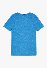 Tommy Hilfiger - ESSENTIAL JASPE TEE  - T-shirt - bas - blue - 1