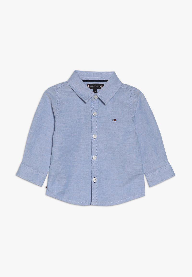 Tommy Hilfiger - BABY BOY OXFORD - Skjorte - light blue