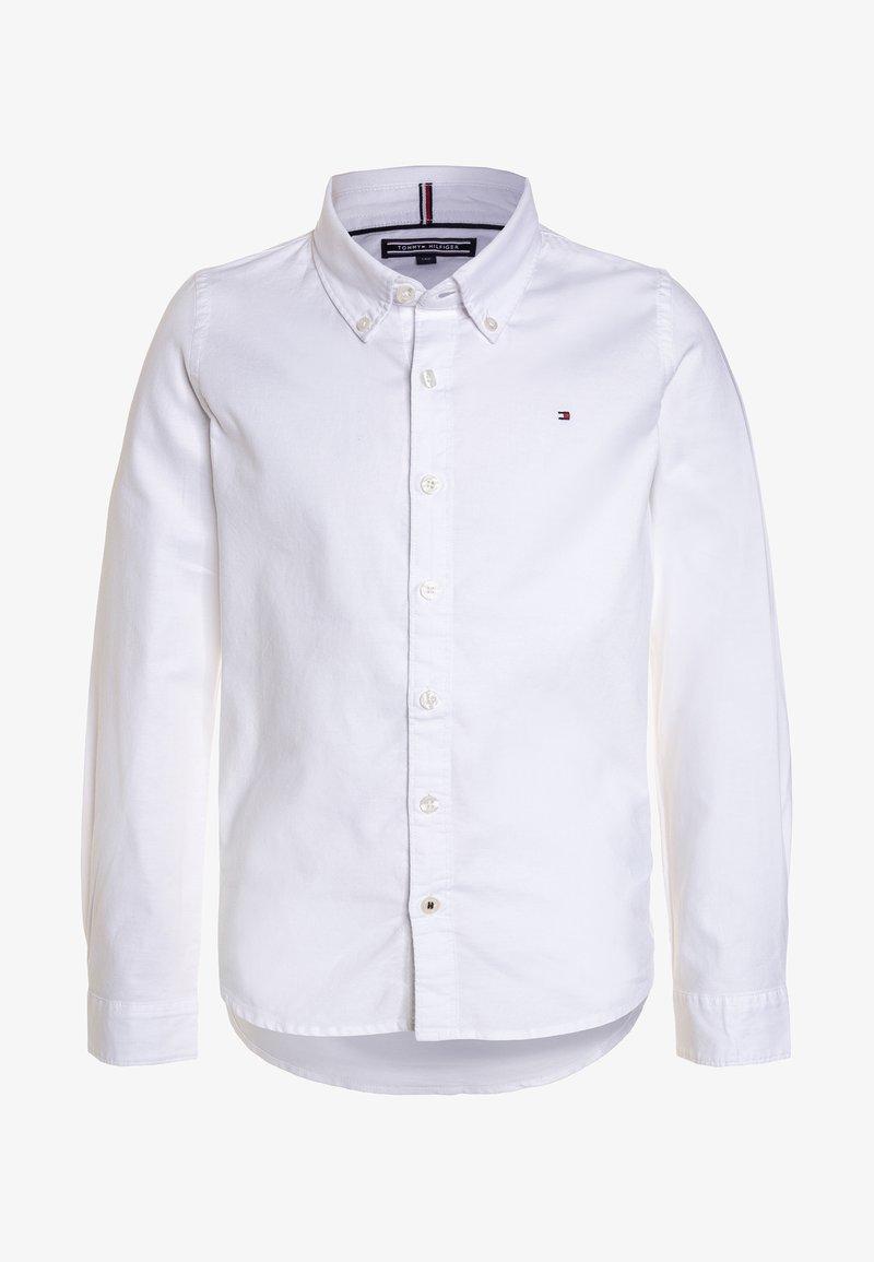 Tommy Hilfiger - BOYS OXFORD  - Overhemd - bright white