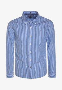 Tommy Hilfiger - BOYS STRIPE - Košile - blue - 0