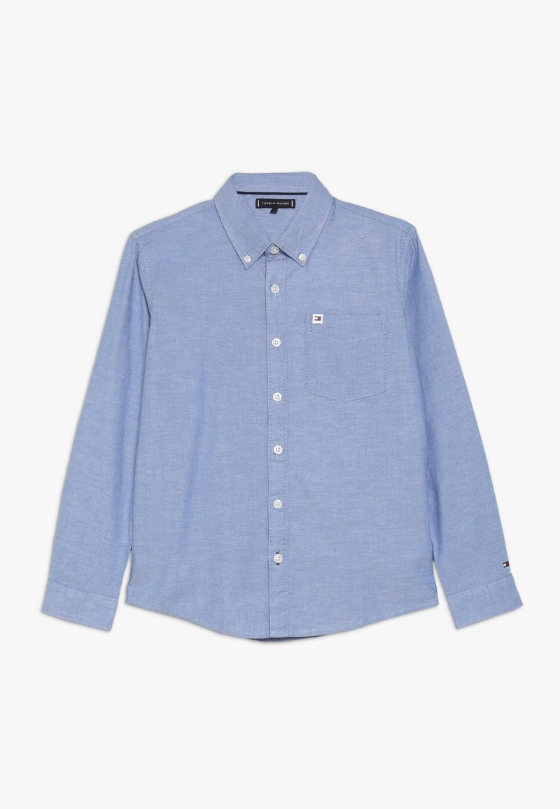 Tommy Hilfiger - SOLID OXFORD  - Shirt - blue