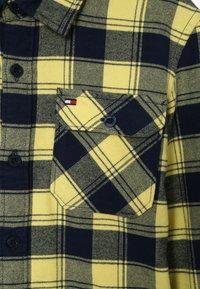 Tommy Hilfiger - CHECK - Shirt - yellow - 3