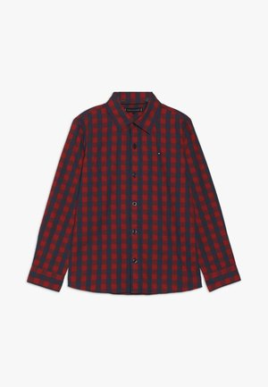 GINGHAM - Shirt - red