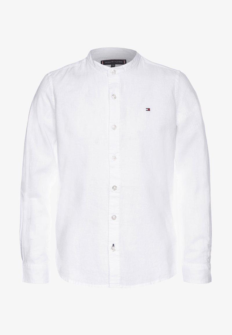 Tommy Hilfiger - ESSENTIAL - Košile - white