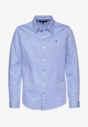 STRUCTURED  - Overhemd - blue