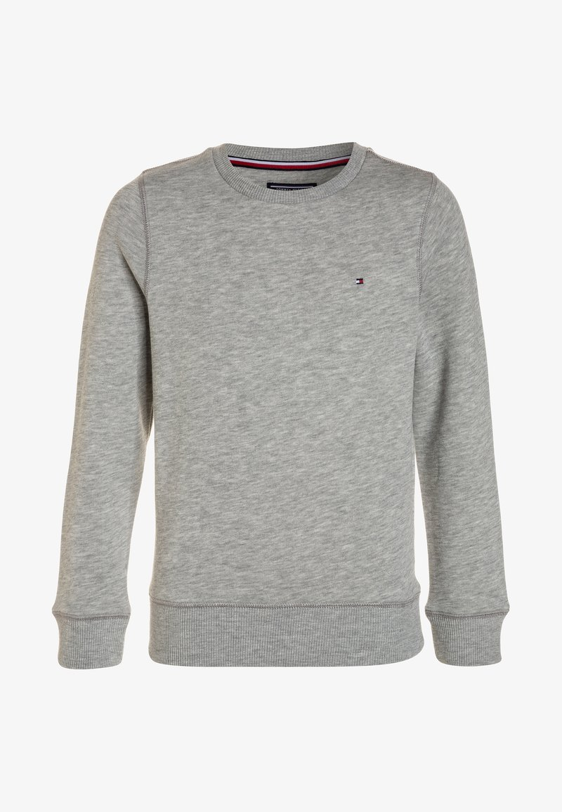 Tommy Hilfiger - BOYS BASIC - Sweatshirt - grey heather