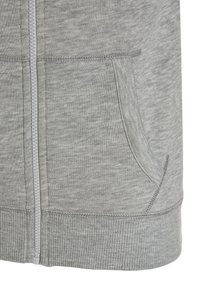 Tommy Hilfiger - BOYS BASIC ZIP HOODIE - Huvtröja med dragkedja - grey heather - 2