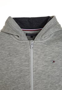 Tommy Hilfiger - BOYS BASIC ZIP HOODIE - veste en sweat zippée - grey heather - 3