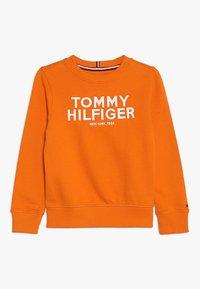 Tommy Hilfiger - LOGO - Sweatshirt - orange - 0