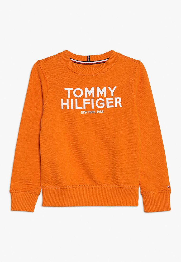 Tommy Hilfiger - LOGO - Sweatshirts - orange