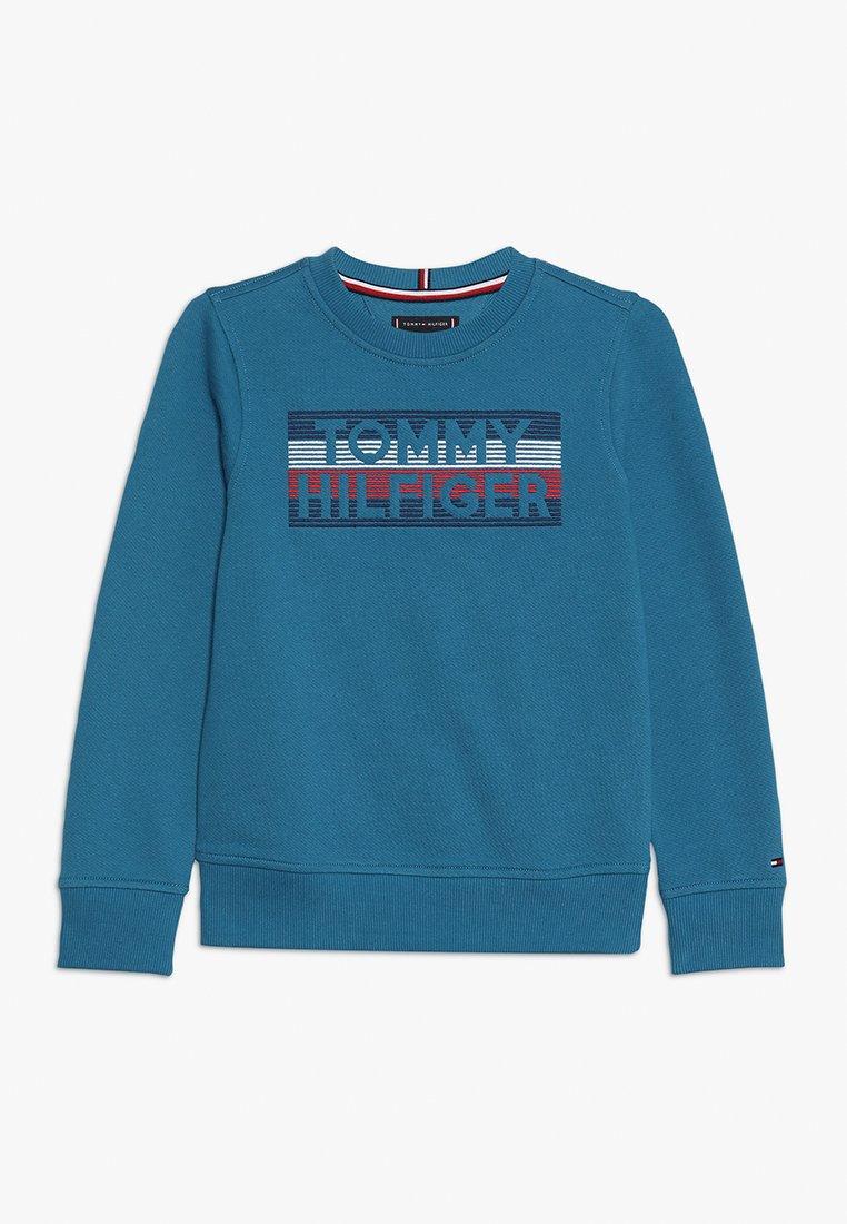 Tommy Hilfiger - LOGO - Sweatshirts - blue