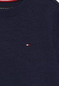 Tommy Hilfiger - FLAGS INTERLOCK CREW - Sweater - blue - 4