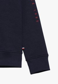 Tommy Hilfiger - FLAGS INTERLOCK CREW - Sweater - blue - 2
