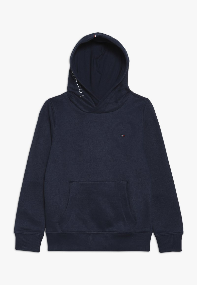 Tommy Hilfiger - ESSENTIAL HOODIE SET - Huppari - blue