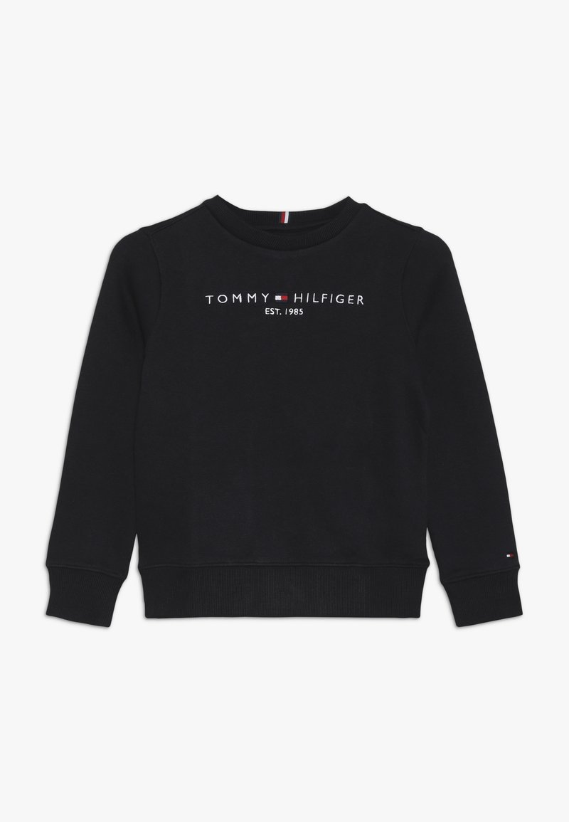 Tommy Hilfiger - ESSENTIAL - Collegepaita - black