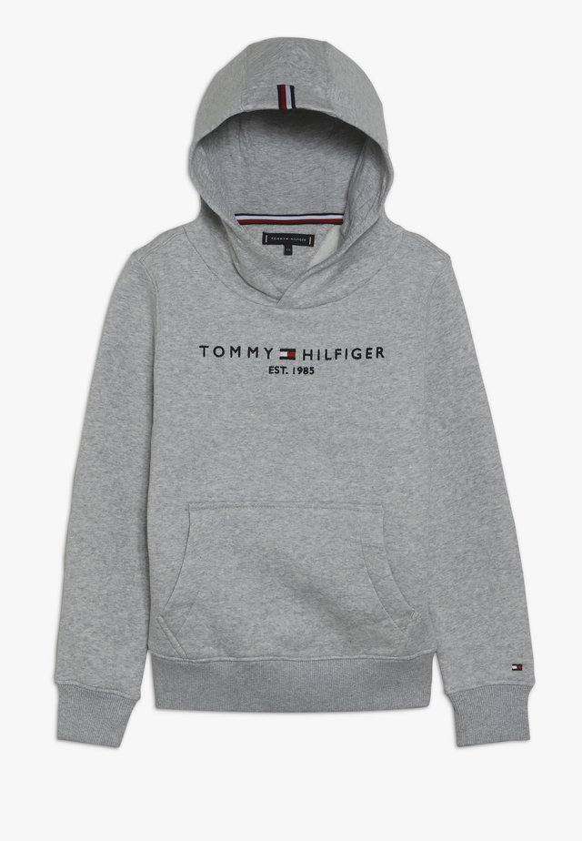 ESSENTIAL HOODIE - Jersey con capucha - grey