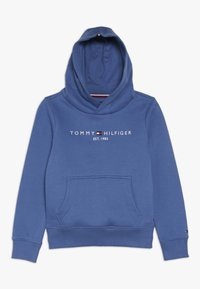 Tommy Hilfiger - ESSENTIAL HOODIE - Jersey con capucha - blue - 0