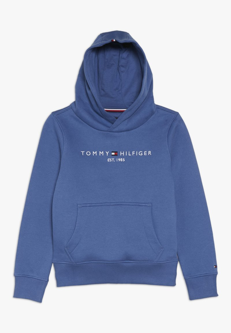 Tommy Hilfiger - ESSENTIAL HOODIE - Jersey con capucha - blue