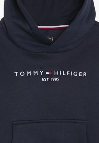 Tommy Hilfiger - ESSENTIAL HOODIE - Jersey con capucha - blue - 4