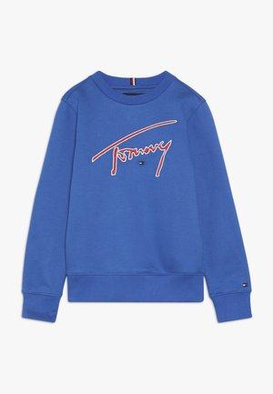 ESSENTIAL SIGNATURE - Sweatshirts - blue