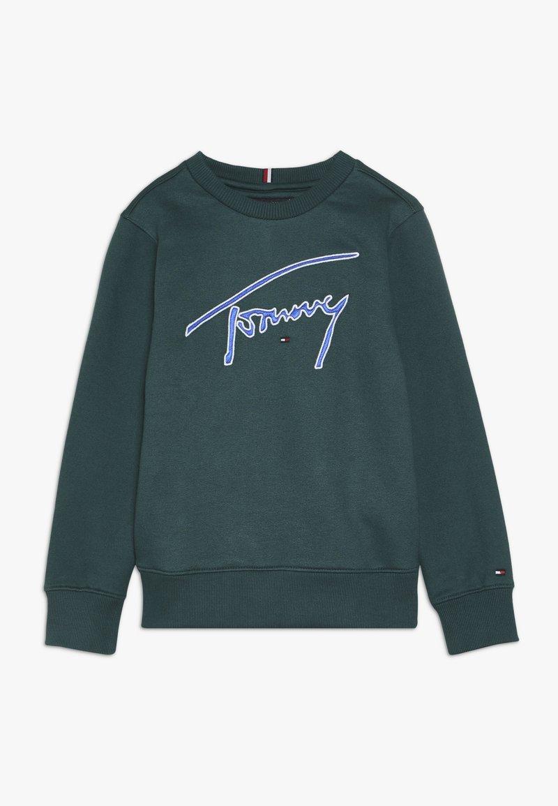 Tommy Hilfiger - ESSENTIAL SIGNATURE - Sweatshirt - blue