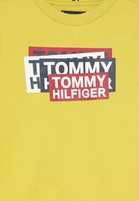 Tommy Hilfiger - FUN GAMING - Sweatshirt - yellow - 3