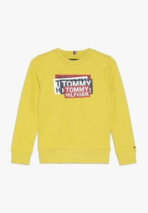 FUN GAMING - Sweatshirt - yellow
