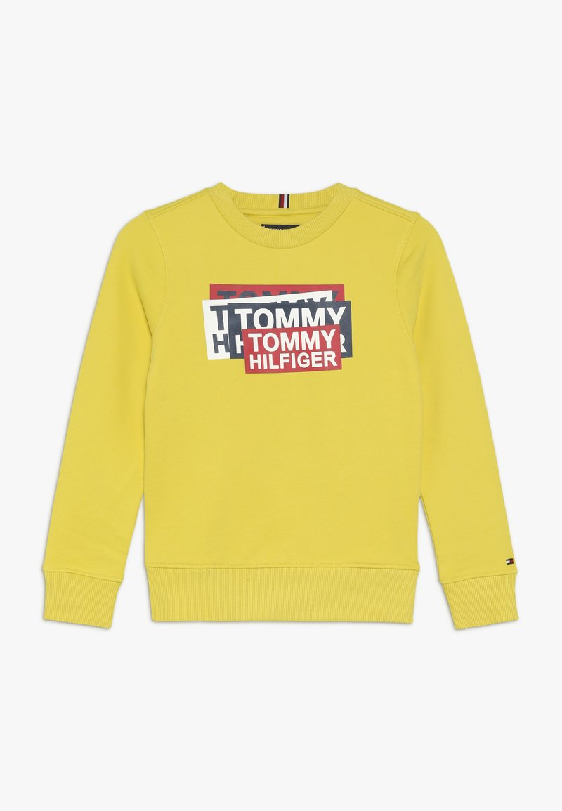 Tommy Hilfiger - FUN GAMING - Sweatshirt - yellow