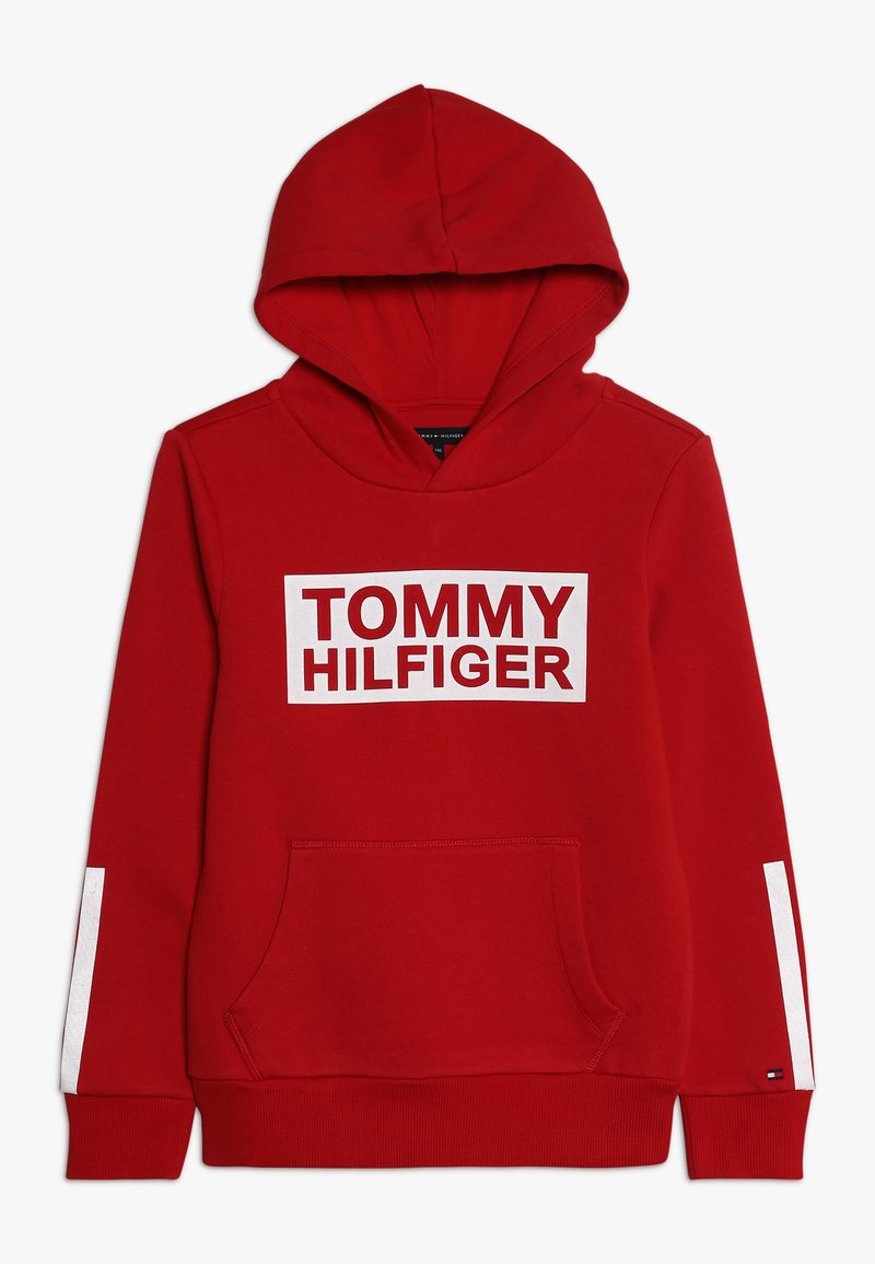 Tommy Hilfiger - SPECIAL HOODIE - Huppari - red