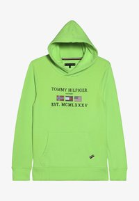Tommy Hilfiger - HOODIE - Jersey con capucha - green - 2