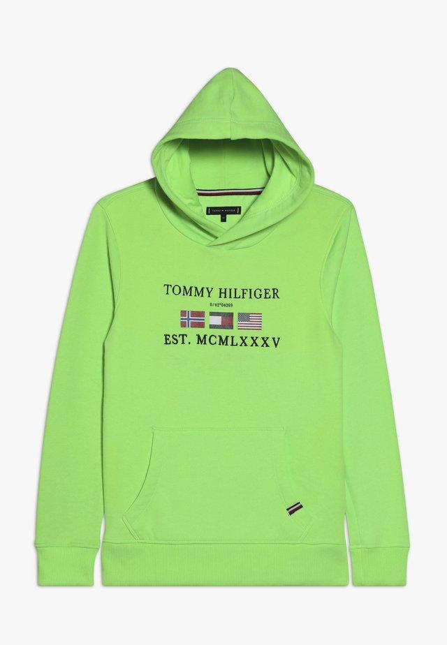 HOODIE - Hoodie - green