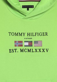 Tommy Hilfiger - HOODIE - Jersey con capucha - green - 3