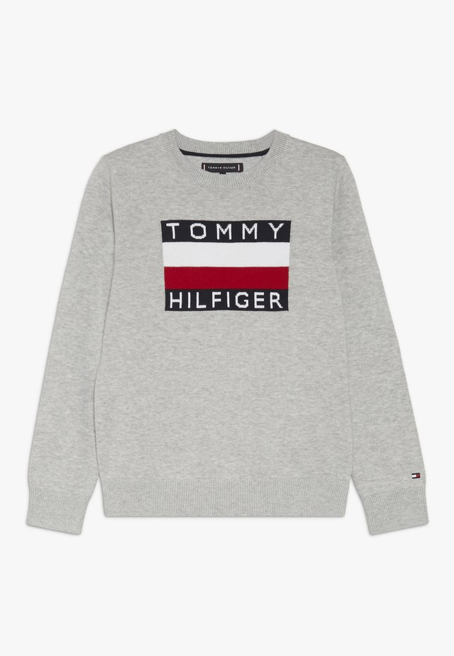 ESSENTIAL GRAPHIC  - Pullover - grey