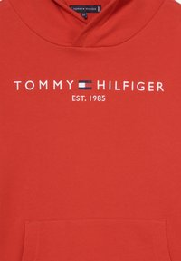 Tommy Hilfiger - ESSENTIAL HOODIE - Huppari - red - 4