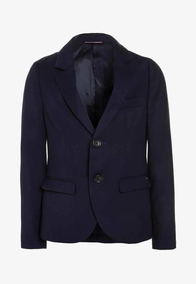 Tommy Hilfiger - STRUCTURED - blazer - blue