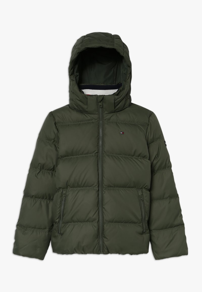 Tommy Hilfiger - ESSENTIALS JACKET - Gewatteerde jas - green