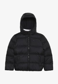 Tommy Hilfiger - ESSENTIALS JACKET - Down jacket - black - 3