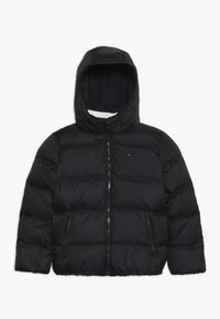 Tommy Hilfiger - ESSENTIALS JACKET - Gewatteerde jas - black - 0