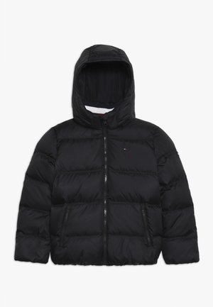 ESSENTIALS JACKET - Dunjacka - black