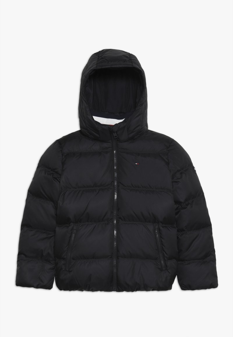 Tommy Hilfiger - ESSENTIALS JACKET - Gewatteerde jas - black